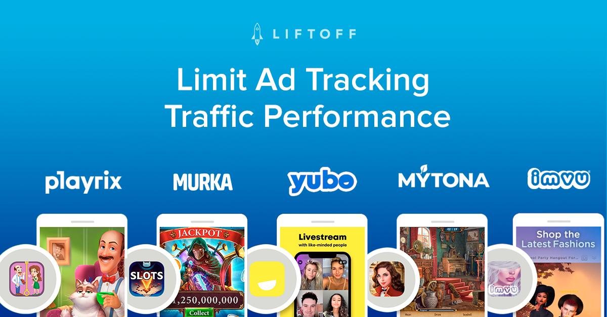 Performance of Limit Ad Tracking traffic, aka non-IDFA, on iOS