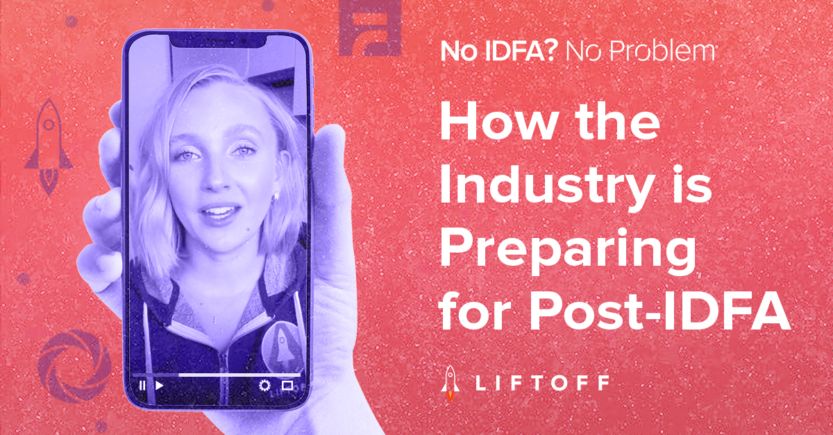 How the industry is preparing for post-IDFA